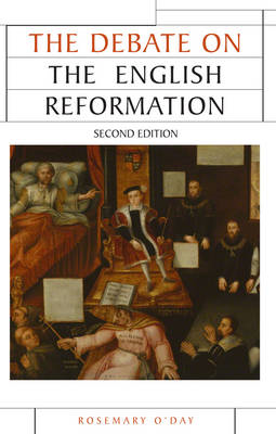 The Debate on the English Reformation (BOK)