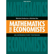 Mathematics for Economists: An Introductory Textbook (BOK)