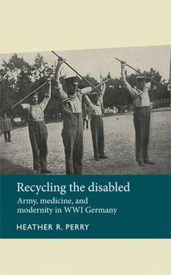 Recycling the disabled: Army, Medicine and Modernity in WWI Germany (BOK)