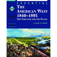 Essential the American West 1840-1895: An SHP Depth Study (BOK)
