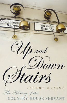 Up and Down Stairs (BOK)