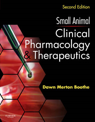 Small Animal Clinical Pharmacology and Therapeutics (BOK)