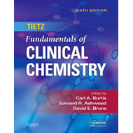 Tietz Fundamentals of Clinical Chemistry (BOK)