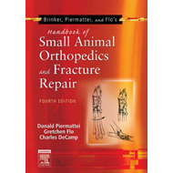 Brinker, Piermattei and Flo's Handbook of Small Animal Orthopedics and Fracture Repair (BOK)