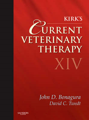Kirk's Current Veterinary Therapy: Small Animal Practice (BOK)