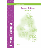 Times Tables Book 2 (BOK)