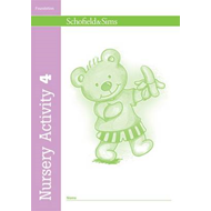 Nursery Activity Book 4 (BOK)
