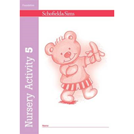 Nursery Activity Book 5 (BOK)