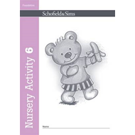 Nursery Activity Book 6 (BOK)