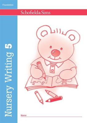 Nursery Writing Book 5 (BOK)