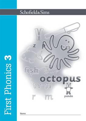 First Phonics Book 3 (BOK)