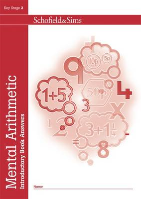 Mental Arithmetic Introductory Book Answers (BOK)