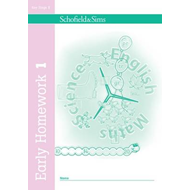 Early Homework Book 1 (BOK)