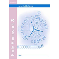 Early Homework Book 3 (BOK)