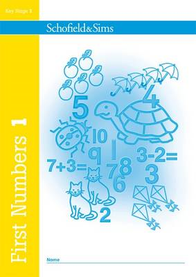 First Numbers Book 1 (BOK)