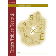 Times Tables Tests Book 2 (BOK)