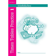 Times Tables Practice Book 1 (BOK)