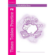 Times Tables Practice Book 2 (BOK)