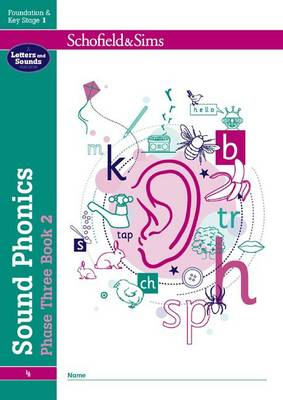 Sound Phonics Phase Three Book 2: EYFS/KS1, Ages 4-6 (BOK)