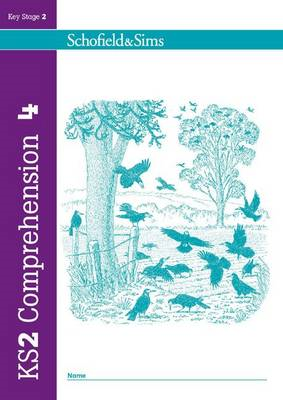 KS2 Comprehension Book 4 (BOK)