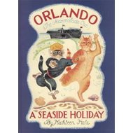 Orlando the Marmalade Cat: A Seaside Holiday (BOK)