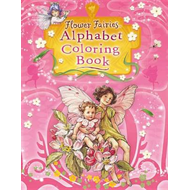 Flower Fairies Alphabet Coloring Book (BOK)