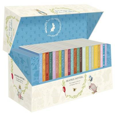 The World of Peter Rabbit - the Complete Collection of Original Tales 1-23 (BOK)