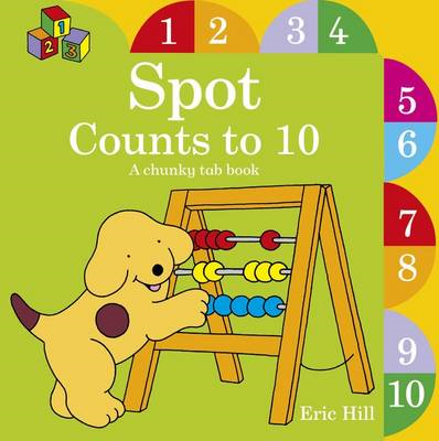 Spot Counts to 10 (BOK)