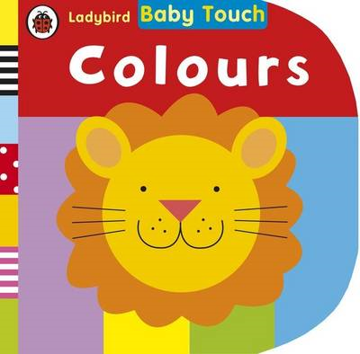 Baby Touch: Colours (BOK)