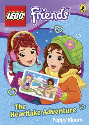 LEGO Friends: The Heartlake Adventure (BOK)