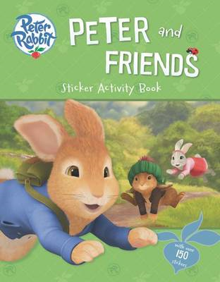 Peter and Friends Sticker Activity Book (BOK)
