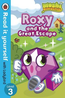 Moshi Monsters: Roxy and the Great Escape - Read it Yourself (BOK)
