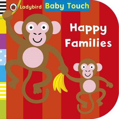 Baby Touch: Happy Families (BOK)