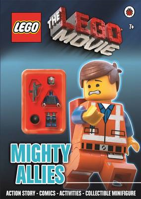 The Lego Movie: Mighty Allies Activity Book (BOK)