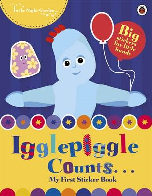 In the Night Garden: Igglepiggle Counts (BOK)