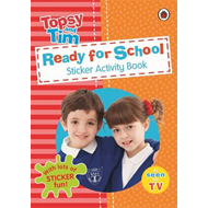 Ready for School: a Ladybird Topsy and Tim Sticker Activity (BOK)