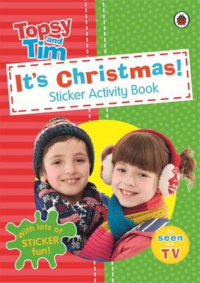 It's Christmas! A Ladybird Topsy and Tim Sticker Activity Bo (BOK)
