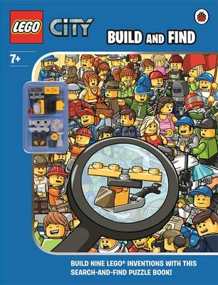 LEGO City: Build and Find With Minifigure (BOK)