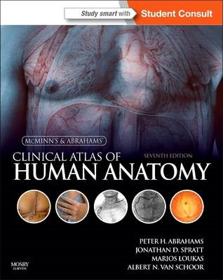 McMinn and Abrahams' Clinical Atlas of Human Anatomy (BOK)