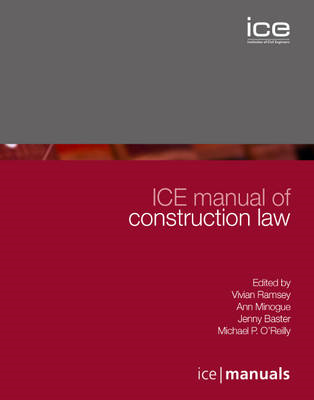ICE Manual of Construction Law (BOK)