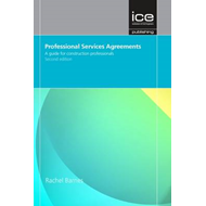Professional Services Agreements: A Guide for Construction Professionals (BOK)