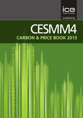 CESMM4 Carbon and Price Book 2013 (BOK)