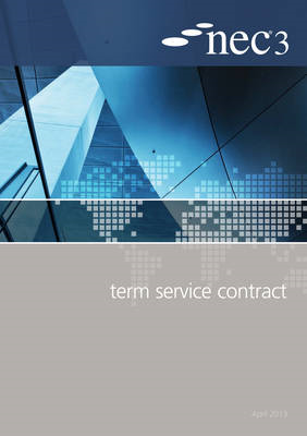 NEC3 Term Service Contract (TSC) (BOK)