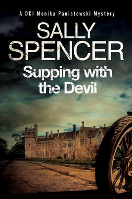 Supping with the Devil: A Monika Paniatowski (BOK)