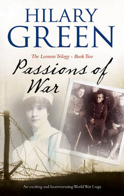 Passions of War (BOK)