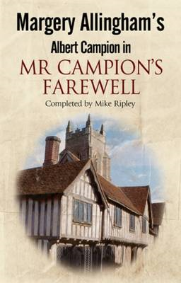 Margery Allingham's Mr Campion's Farewell (BOK)