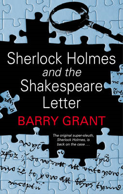 Sherlock Holmes and the Shakespeare Letter (BOK)