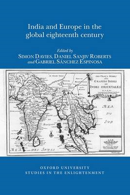 India and Europe in the Global Eighteenth Century (BOK)