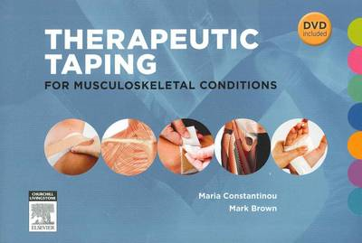 Therapeutic Taping for Musculoskeletal Conditions (BOK)