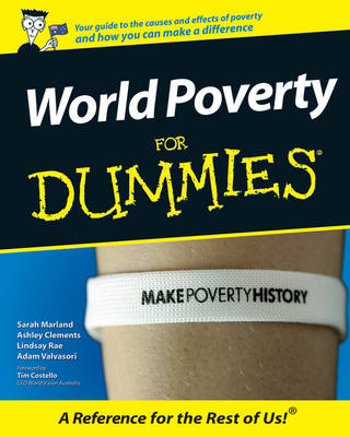 World Poverty For Dummies (BOK)